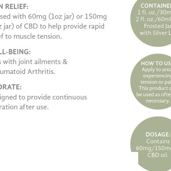 Ultimate Deep Healing Pain Cream (1oz)