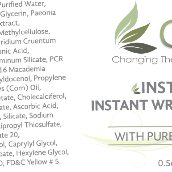 Pure Hemp CBD Insta-Lift