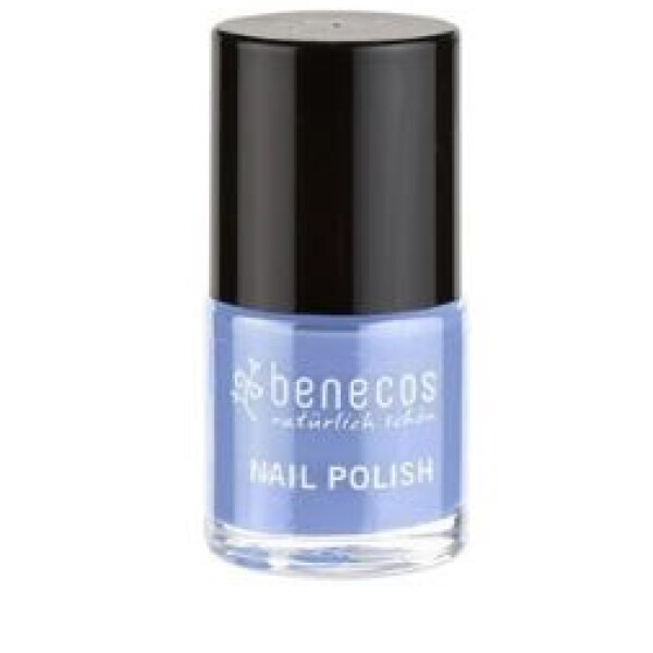 Benecos Nail Polish Blue Sky 9ml